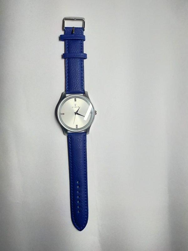 Blue quartz watch-grab2deal