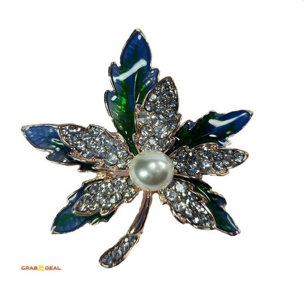 Green blue -Brooches - grab2deal