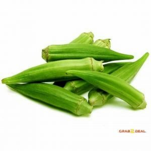 okra seeds - grab2deal