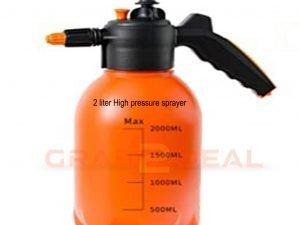 2 L Hand Pressure vaccum Sprayer- GRAB2DEAL