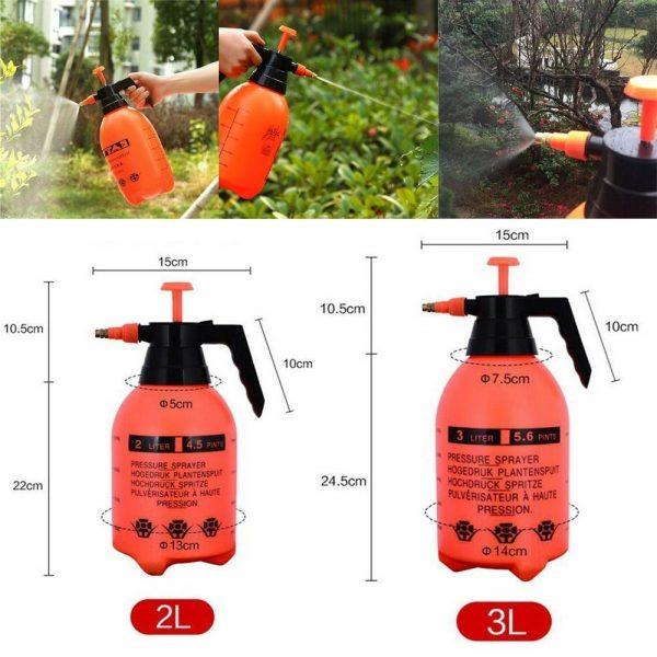 2L / 3L Hand Pressure Sprayer - grab2deal